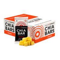 Health Warrior® Chia Bars™ 15-Count 0.88 oz. Mango Chia Bar