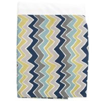 Glenna Jean Uptown Traffic Twin Bed Skirt