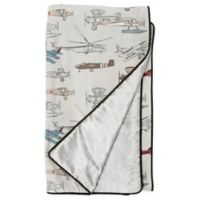 Glenna Jean Fly-By Twin Reversible Duvet Cover