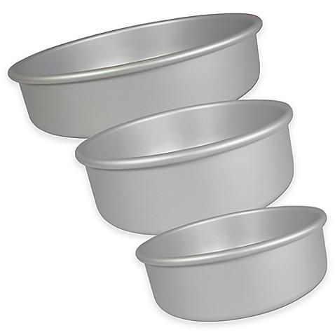 Fat Daddio S Proseries Round Cake Pan Bed Bath Amp Beyond