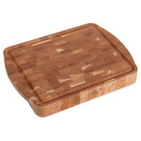 J.K. Adams Cherry End Grain 20-Inch x 15-Inch Carving Board
