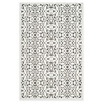 Safavieh Paradise Scroll 5-Foot x 8-Foot Area Rug