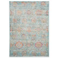 Safavieh Sevilla 3-Foot x 5-Foot Accent Rug in Blue