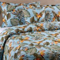 Sky Birds Queen Comforter in Blue