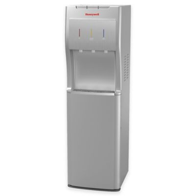 honeywell 5gallon hot cold and room temp water dispenser in - 5 Gallon Water Cooler