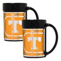University of Tennessee Metallic Coffee Mugs (Set of 2)