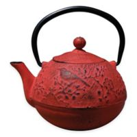 "Old Dutch International Unity® 24 oz. ""Suzume"" Teapot in Red"