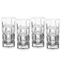 Marquis® by Waterford Crosby Barware 4-Piece Highball Glass Set