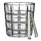 Marquis® by Waterford Crosby Ice Bucket with Tongs