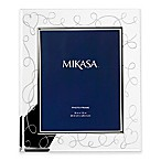 Mikasa® Love Story 8-Inch x 10-Inch Crystal Picture Frame