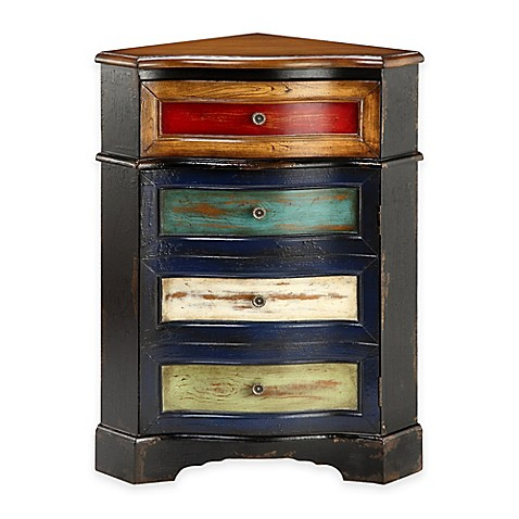 bathroom accent cabinet stein world shiloh corner accent chest bed bath amp beyond 10972