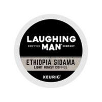 Keurig® K-Cup® Pack 16-Count Laughing Man® Ethiopia Sidama Coffee