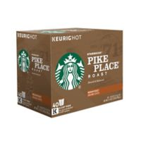 Keurig® K-Cup® Pack 40-Count Starbucks® Pike Place® Roast Coffee