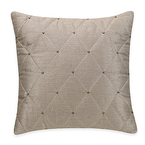 bridge street finestra medallion square throw pillow bed bath beyond. Black Bedroom Furniture Sets. Home Design Ideas
