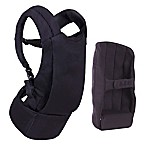 Mountain Buggy® Juno Baby Carrier with Infant Insert in Black