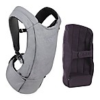Mountain Buggy® Juno Baby Carrier with Infant Insert in Charcoal