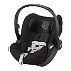 Cybex Platinum Cloud Q Infant Car Seat with Load Leg Base in Black Beauty