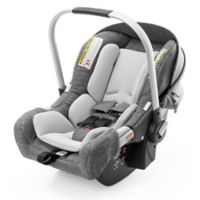 StokkeR PIPATM By NunaR Infant Car Seat With Base In Black Melange
