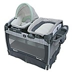 Graco® Pack 'n Play® Playard with Nuzzle Nest™ Sway Seat in Mason™
