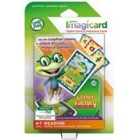 LeapFrog® LeapPad Letter Factory Adventures Imagicard