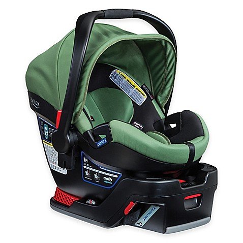 britax b safe 35 elite infant car seat in cactus green bed bath beyond. Black Bedroom Furniture Sets. Home Design Ideas