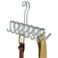 InterDesign® Classico Tie/Belt Rack in Chrome