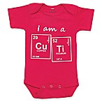 "Posh365 Size 0-3M ""I Am A CuTi"" Bodysuit in Pink"