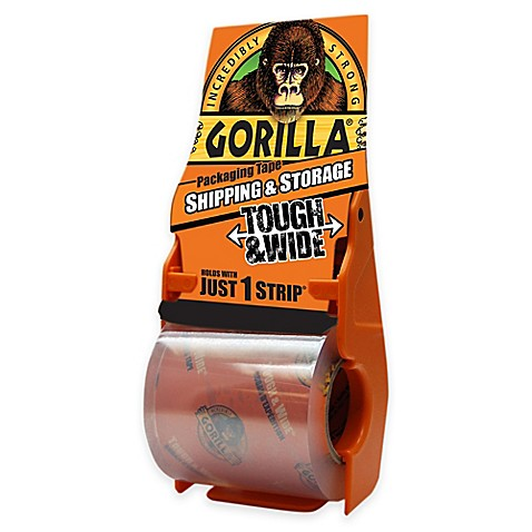 image of Gorilla Glue™ Clear Packaging Tape