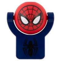 Marvel® Spider-Man Projectables™ LED Projection Nightlight in Red/Blue