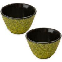 BergHOFF® Studio Tea Cup in Yellow (Set of 2)