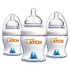 Munchkin® LATCH™ 3-Pack 4 oz. Bottles