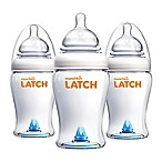Munchkin® LATCH™ 3-Pack 8 oz. Bottles