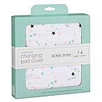 Rosie Pope® and aden + anais® 100% Cotton Muslin Changing Pad Cover in Pink