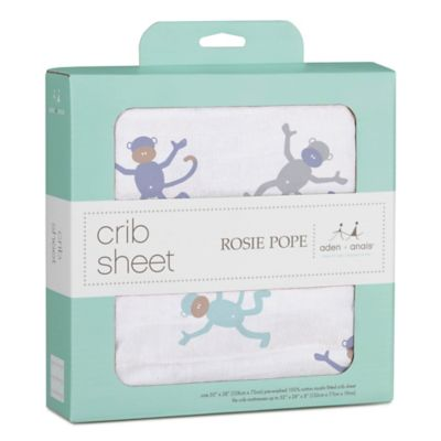 Rosie Pope Crib Sheet