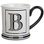 "Formations Block Letter ""B"" Monogram Mug"