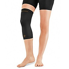 Tommie Copper Women's Compression Knee Sleeve in Black ...