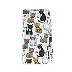 Sam Hedaya Cat Couture Terry Kitchen Towel