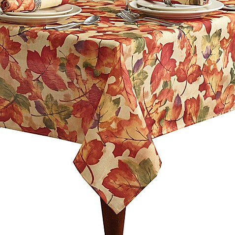 Harvest Festival Tablecloth Bed Bath Amp Beyond