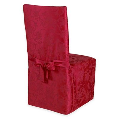 Buy Red Chairs Covers From Bed Bath Beyond