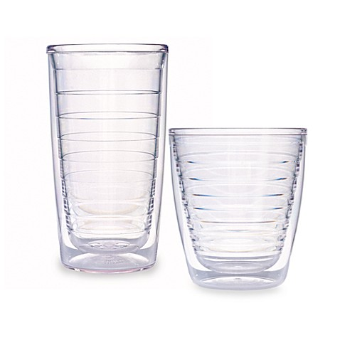 Tervis 174 Tumbler Clear Tumblers Bed Bath Amp Beyond