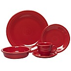 Fiesta® 5-Piece Place Setting in Scarlet