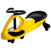 Lil' Rider Wiggle Ride-On Car in Yellow