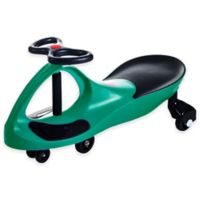 Lil' Rider Wiggle Ride-On Car in Green