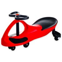 Lil' Rider Wiggle Ride-On Car in Red