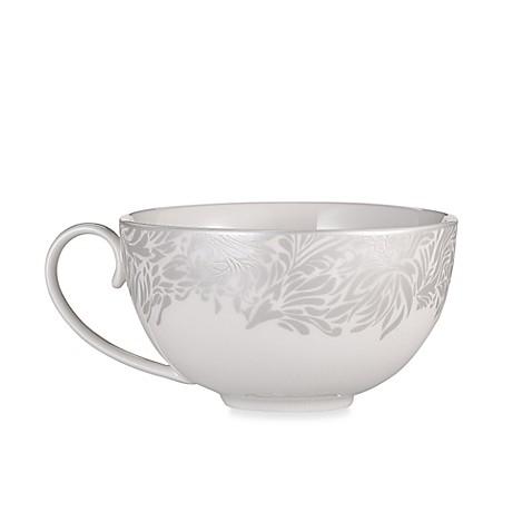 Denby Monsoon Lucille Silver Teacup - Bed Bath & Beyond