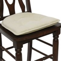 Klear Vu Saturn Gripper® Chair Pad in Natural