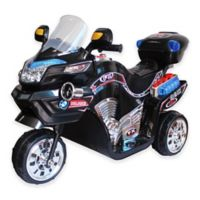 Lil' Rider FX 3-Wheel Battery-Powered Bike in Black