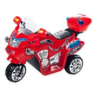 Lil' Rider FX 3-Wheel Battery-Powered Bike in Red