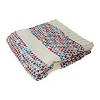 Blissliving Home® Leticia Multicolor Throw Blanket