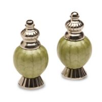 Julia Knight® Peony Salt and Pepper Shakers in Kiwi